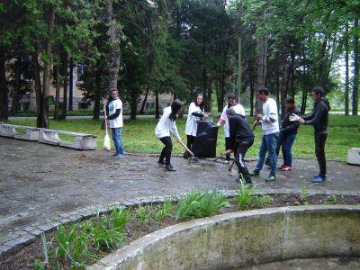 3 - Да изчистим България за един ден - ПГСС Проф. Иван Иванов - град Долни Дъбник